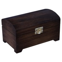Small chest – oak antique