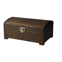 Large chest – walnut