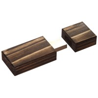 USB-Stick Altholz Wenge, 32GB