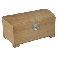 Small chest – oak light