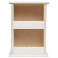 Standing tea shelf 2x2