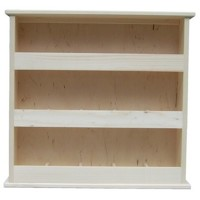 Standing tea shelf 3x5