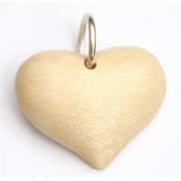 Medallion heart – maple